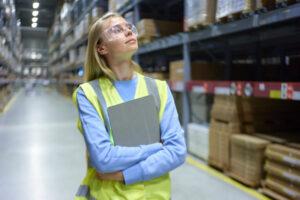 倉庫管理業務